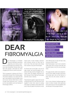 Fibro Living - Issue 1 by Inspired Living with Fibromyalgia