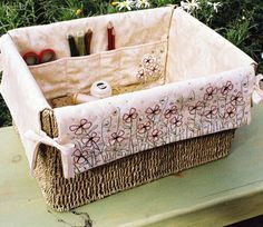 Project Basket by Leanne's House