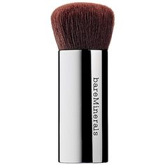bareMinerals - Blurring Buffer Foundation & Concealer Brush #sephora