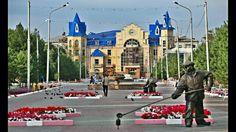 City Centre Park , Kostanay