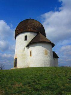Öskü, Hungary  11th century round catholic church  ph_ balogh annamaria