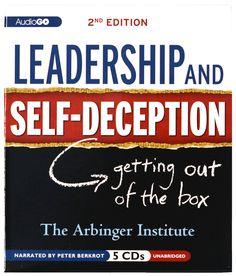 Leadership and Self-Deception Audio