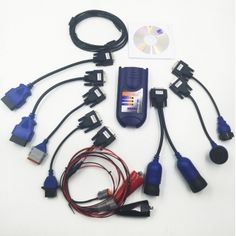 NEXIQ USB-Link [ NEW INTERFACE ] XTRUCK USB LINK + DIESEL TRUCK DIAGNOSE INTERFACE AND SOFTWARE