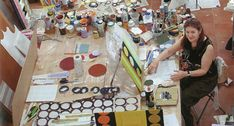 jennifer durrant artist - Google Search Brighton College, Royal Academy Of Arts, Artist At Work, Art School, Landscape, Abstract, Inspiration, London, Google Search