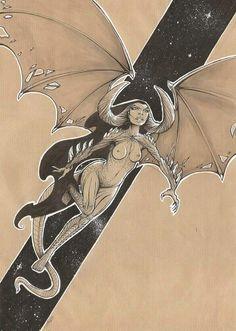 Art by Thibault Colon de Franciosi
