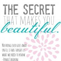The secret that makes you beautiful