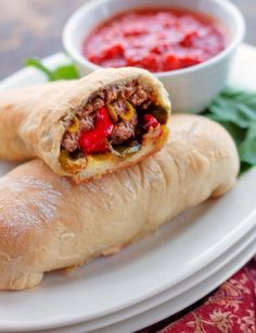 this dough is an absolute dream to work with. Make your own homemade Stromboli Dough with your families favorite fillings. Stromboli Dough Recipe, Homemade Stromboli, Pizza Dough, Homemade Breads, Chef Recipes, Cooking Recipes, Healthy Recipes, Pizza Recipes, Pizza