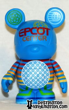 Retro Ecpot Vinylmation