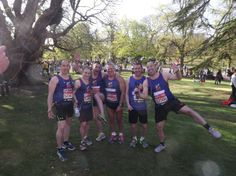 Congratulations to Heledd, Gail, Andrew, Helen, Ian, Joanne and John as well as our blind veterans Charlie, Joe, Alan and their guides for their fantastic efforts in the London Marathon! #LondonMarathon  Image credited to Ian Dunn Design