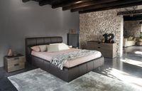 Rossetto Cloud Platform Bed 4 Piece Bedroom Set   Bedplanet.com   Bedplanet