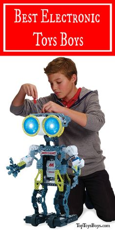 Best Electronic Toys Boys - Robots, Copter and Dinosaurs! How Fun!!!!