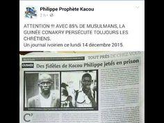 ATTENTION !!! Les chrétiens persécutés en Guinée - YouTube