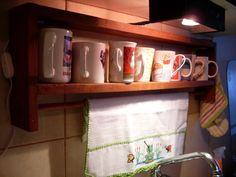 Porta canecas - Guard mugs
