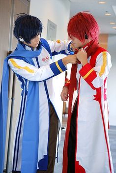 VOCALOID - Kaito by KANAME