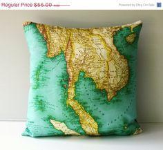 Cool travel pillow Thailand