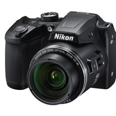Nikon Nikon Coolpix B500 Digital Point & Shoot Camera - Black by: Nikon @Spring About Nikon B500 Simply brilliant photos and videos The COOLPIX B500 feels great in your hands, whether you're zooming in with its super telephoto NIKKOR glass lens or recording 1080p Full HD video...