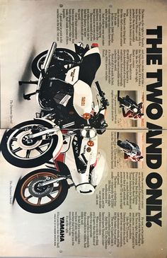 Japanese Motorcycle, Classic Motorcycle, Classic Bikes, Yamaha Motorbikes, Sportbikes, Old Bikes, Cool Motorcycles, Good Old, Vintage Japanese