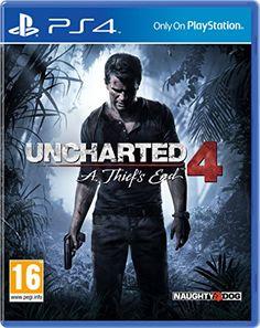 Uncharted 4: A Thief's End [import europe] (VOSTFR. Version Originale – Sous-Titre Français)