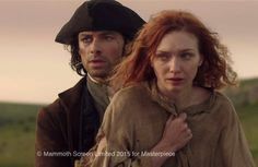 Ross and Demelza.
