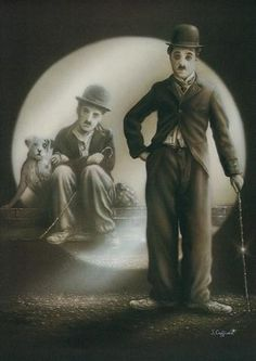 PORTRAITS-SC-CHAPLIN