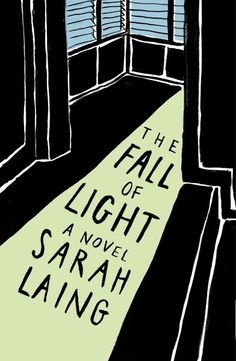 The Fall of Light cover illustration by Sarah Laing (Random House New Zealand)