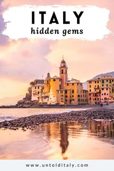 Italy travel - add these hidden gems in Italy to your itinerary for the best Italian vacation ever. Go beyond Rome, Florence, Venice and the Amalfi Coast and get off the beaten path in Italy's countryside, coast, mountains and towns. #italy #italytravel #hiddengems #europevacation #traveltips