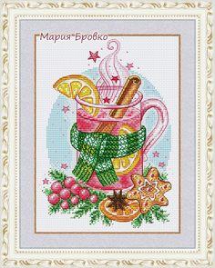 Схемы для вышивки от Марии Бровко