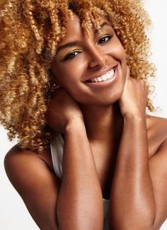 Why Coloring Your Curls May Be Worth The Risk
