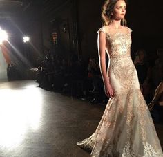 The Claire Pettibone couture bridal dress collection embodies the designer's vision of effortless style and luxurious detailing. Browse our dresses today. Fall Wedding Dresses, Bridal Dresses, Formal Dresses, Wedding Pins, Bridal Hair Accessories, Dress Collection, Claire Pettibone, Gowns, How To Wear