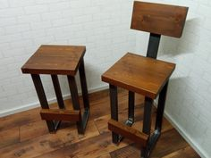 Official furniture on-line shop Industrial Style, Bar Stools, Furniture, Home Decor, Homemade Home Decor, Counter Height Chairs, Bar Stool, Home Furnishings, Industrial Chic
