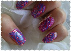 Tutorial Nail Art - Abstract Arabesque - Tentazione Makeup