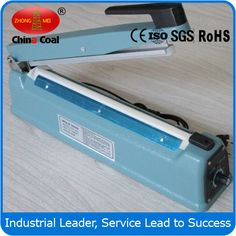chinacoal03 SF Series Hand Impulse Sealer  Packaging Machinery Hand Held Plastic Bag Sealer  Product Introduction hand held plastic bag sealer / portable heat sealer is widely used in such industries as foodstuff,special local products,tea,medicine,hardware etc.They are the most convenient and economical sealing equipment for shops,families and factories .
