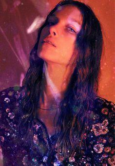 Glitter: by Marta Traskevych Model: Katrina Hoernig