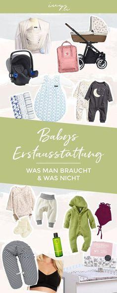 Babys Erstausstattung | Was man braucht & und was nicht | Alles für das Neugeborene | Erstausstattung für Jungs & Mädchen | Geschlechtsneutral | Was braucht man nach der Geburt | Zuhause mit Baby | Kleidung | Wickeln | Baden | Stillen | Tragen | Unterwegs | Pflege | Schlafen | ivy.li
