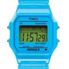 Timex80: Blue Boying (T2N483)