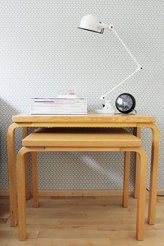 Artek / Alvar Aalto / Arne Jacobsen / Jielde / Iittala Vitriini