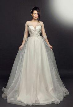 Adora sposa 2016 Wedding dress sleeves fairy gown