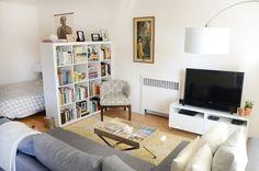 Мало не значит плохо: 20 потрясающих небольших квартир – Вдохновение