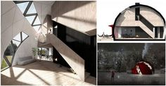 This Dome Can Fold Up, Run Off-Grid, And Is Actually A House | Diply