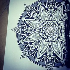 Summer solstice..i will upload a mandala everyday untl the winter solstice..after a book will be published from StcPublishing!