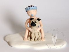Baby Tortenfigur für die Taufe, Tauftorte oder als Geschenk zur Geburt Baby, Newborn Babies, Infant, Baby Baby, Doll, Babies, Infants, Child, Toddlers