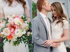 Salt Lake Hardware Building Wedding utah wedding florist calie rose