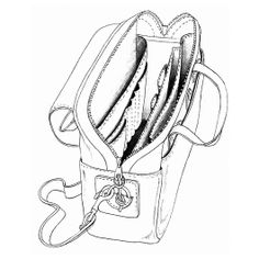 The Briefcase Computer Bag