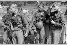 """Soldaten der 5. SS Panzer-Division """"Wiking"""""""