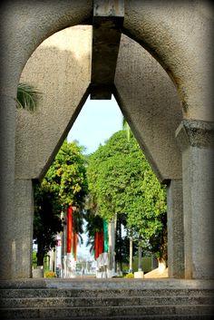 Parque Tomas Garrido. Tabasco, Mexico.