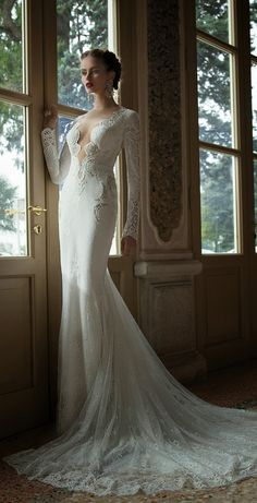 Berta Bridal Winter 2014 Collection - Part 2 - Belle the Magazine . The Wedding Blog For The Sophisticated Bride