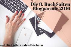 8. BuchSaiten Blogparade zum Jahresabschluss 2016