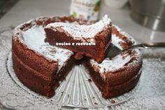 ---------  Cucino e Racconto---------: Torta Nocciolata con 2 ingredienti