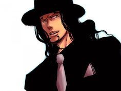 Tags: Anime, ONE PIECE, Rob Lucci