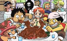 Anime One Piece  Nami (One Piece) Monkey D. Luffy Zoro Roronoa Sanji (One Piece) Usopp (One Piece) Nico Robin Franky (One Piece) Brook (One Piece) Papel de Parede